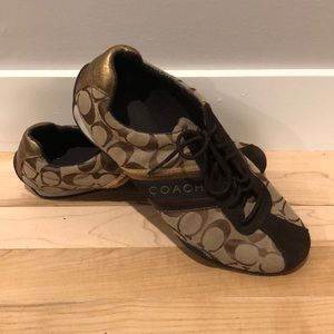 Coach Jayme Size 9 Sneakers